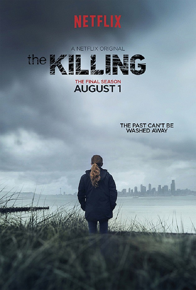 The Killing Final Season 4 Poster Past