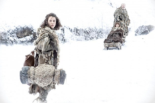 Game of Thrones Season 4 Finale Photos The Children