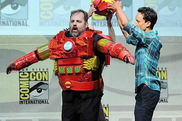 Community Season 6 Comic Con 2014 Panel Dan Harmon