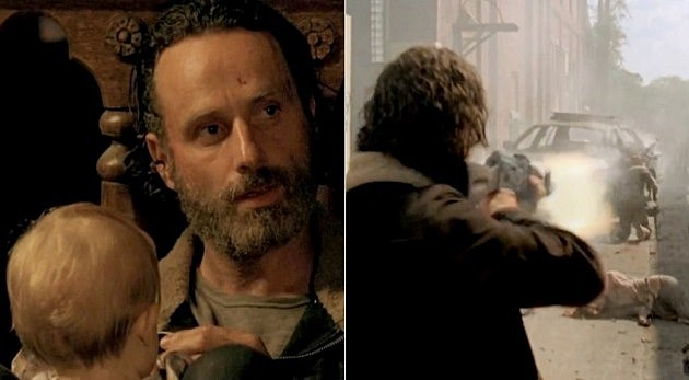 Walking Dead Season 5 Trailer Guide Terminus