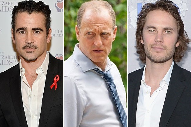 True Detective Season 2 Cast Colin Farrell Taylor Kitsch