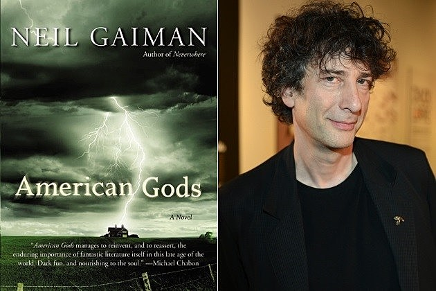 Neil Gaiman American Gods TV Series Starz Bryan Fuller