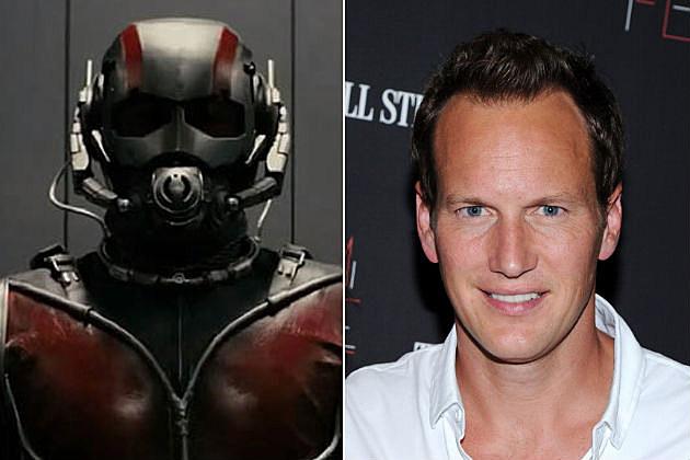 Ant-Man Patrick Wilson
