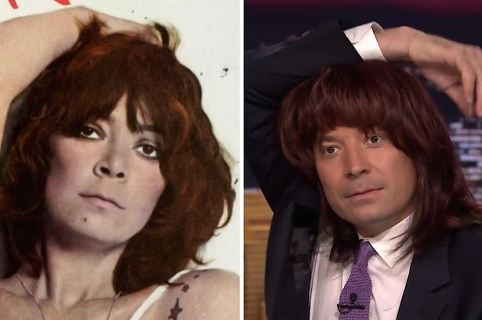 Jimmy Fallon Finds His Unlikely Doppelgnger