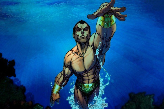 Namor Sub Mariner movie