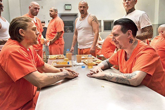 Sons of Anarchy Final Season 7 Premiere Photo Marilyn Manson