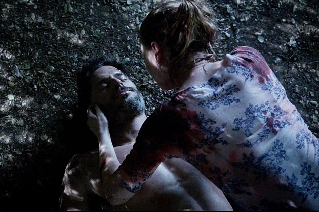 True Blood Alcide Dead Fire in the Hole Joe Manganiello RIP