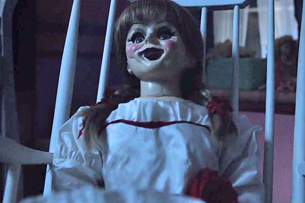 'Annabelle' Trailer: That Doll From 'The Conjuring' Is Back!