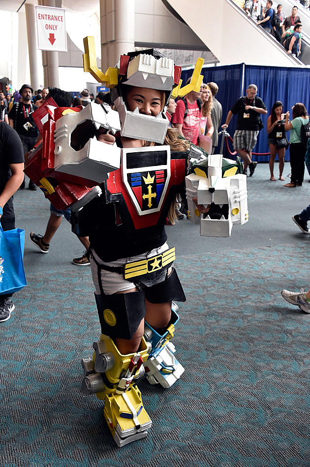 Comic-Con 2014 Cosplay