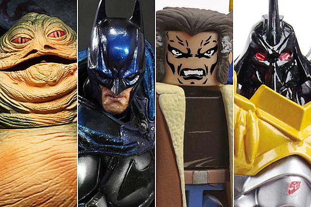 Comic-Con 2014 Toys Exclusives