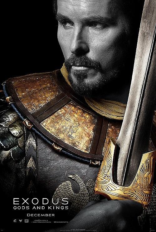 Exodus Poster Christian Bale