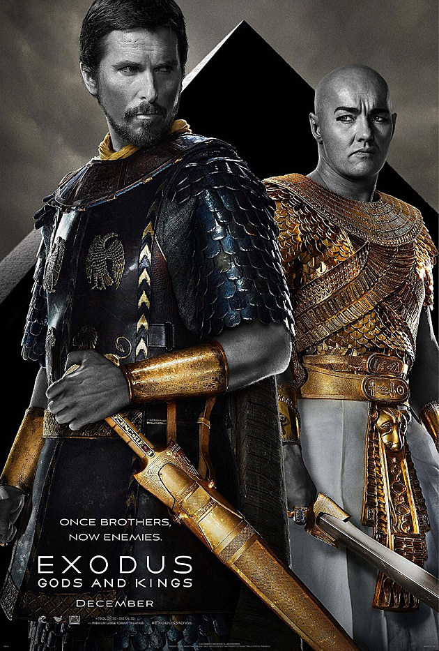 Exodus Poster Full
