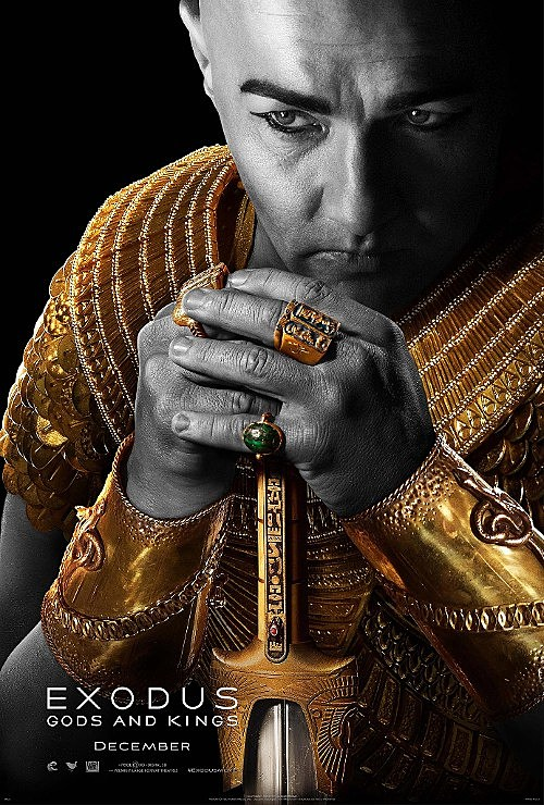 Exodus Poster Joel Edgerton