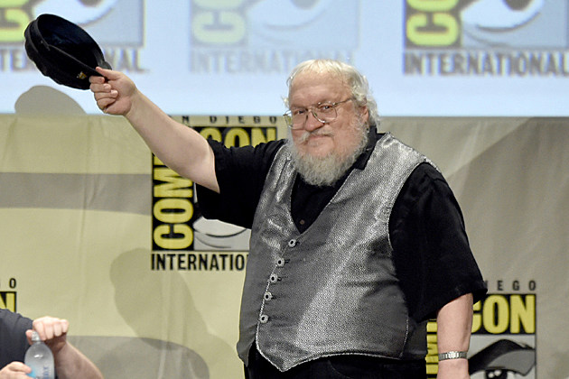 Game of Thrones Season 5 George R.R. Martin