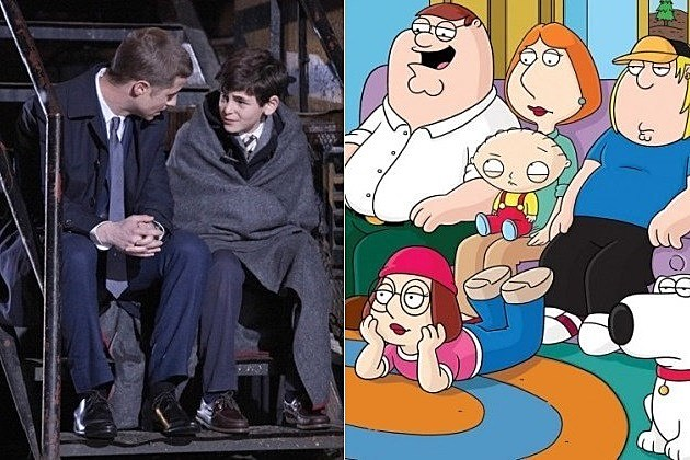 FOX Fall 2014 Premiere Schedule Gotham Glee Simpsons Crossover
