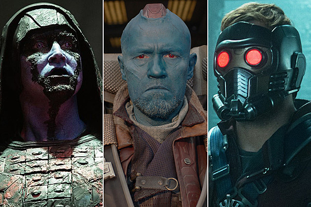 Guardians of the Galaxy Photo Gallery
