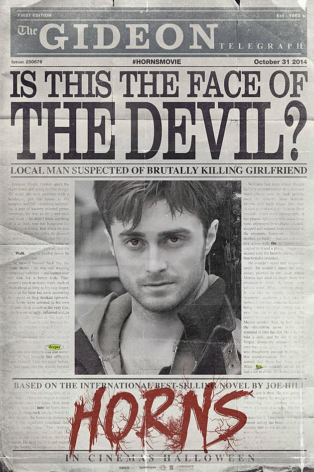 Horns Trailer Poster