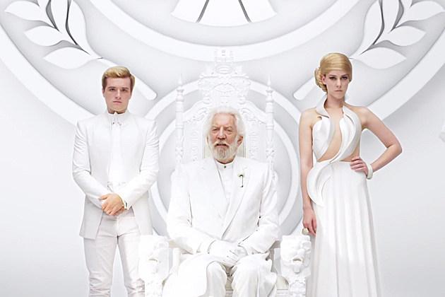 The Hunger Games Mockingjay Teaser