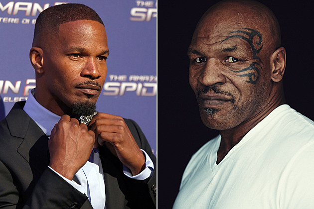 Jamie Foxx Mike Tyson Movie