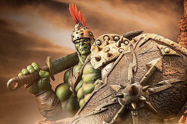 Planet Hulk movie