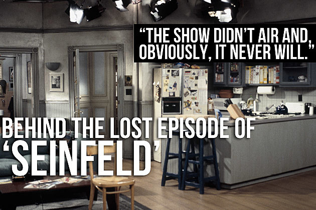Seinfeld Lost Episode Gun