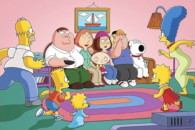 Comic-Con 2014 Family Guy Panel