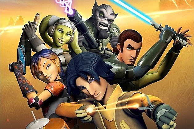 Comic-Con 2014 Star Wars Rebels Panel