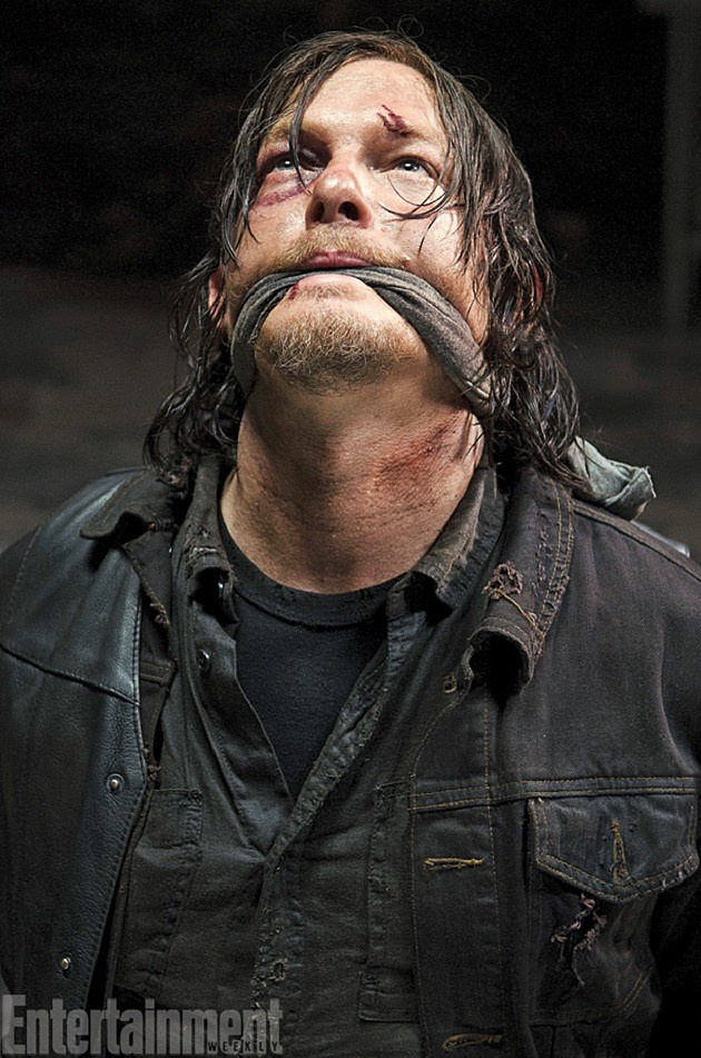 The Walking Dead Season 5 Photo Daryl