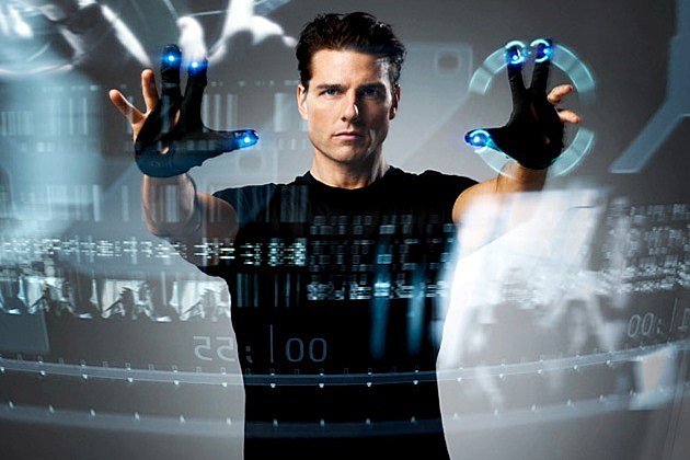 Minority Report TV Series Steven Spielberg Amblin Max Borenstein