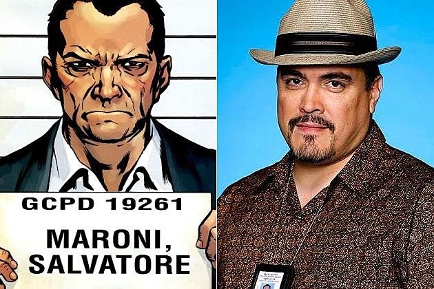 FOX Gotham David Zayas Sal Maroni