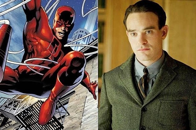 Daredevil TV Series Photos Matt Murdock Charlie Cox