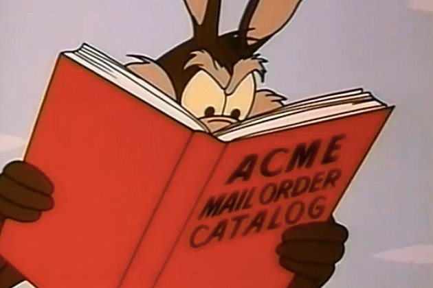 Looney Tunes Acme Movie