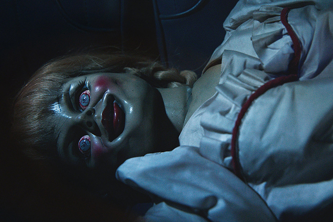Annabelle' Trailer: The Terrifying Tale Behind That Doll