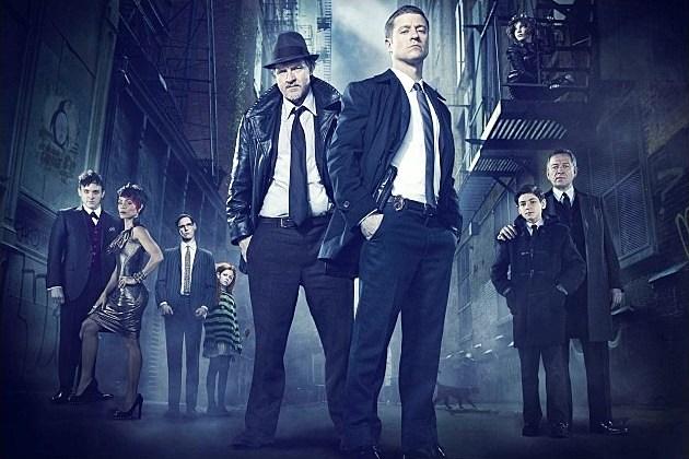 FOX Gotham Pilot Premiere Review Batman