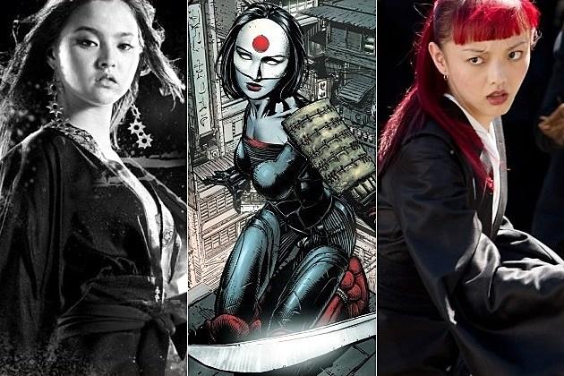 Arrow Season 3 Katana Tatsu Rila Fukushima Devon Aoki