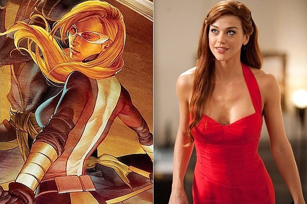 Marvel Agents of SHIELD Season 2 Mockingbird Adrianne Palicki