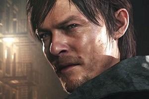 Norman Reedus Silent Hills Video Game