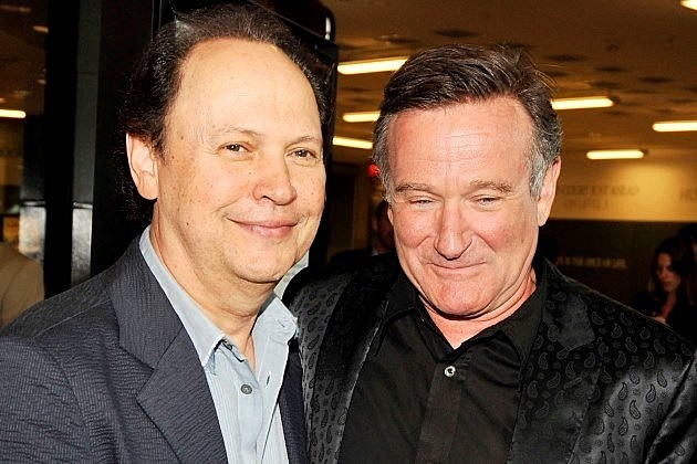 2014 Emmys Robin Williams Tribute Memoriam Billy Crystal