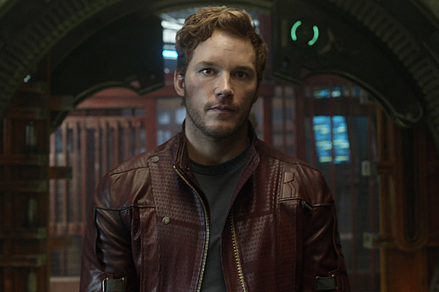 Star Lord Peter Quill Father Guardians 2