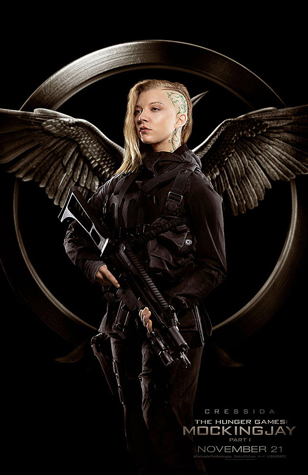 The Hunger Games Mockingjay Posters