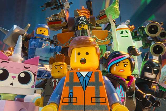 The LEGO Movie 2 Ninjago 2