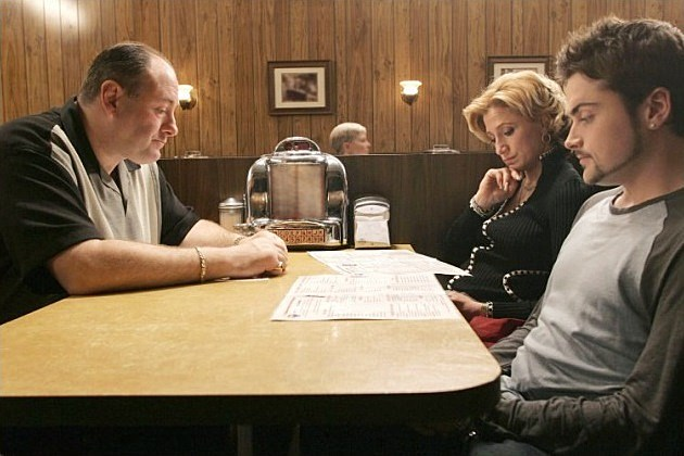 The Sopranos Ending Tony Lives Died David Chase Reveals