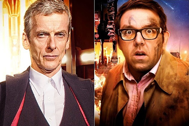 doctor who christmas special 2014 nick frost to guest