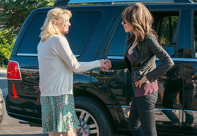 Sons of Anarchy Poor Little Lambs Review Courtney Love