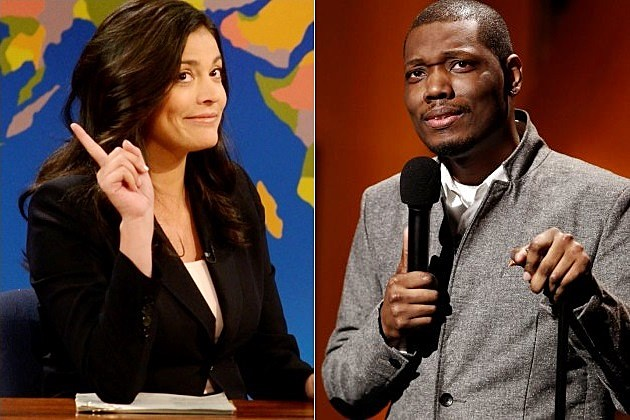 SNL Weekend Update Michael Che Replacing Cecily Strong