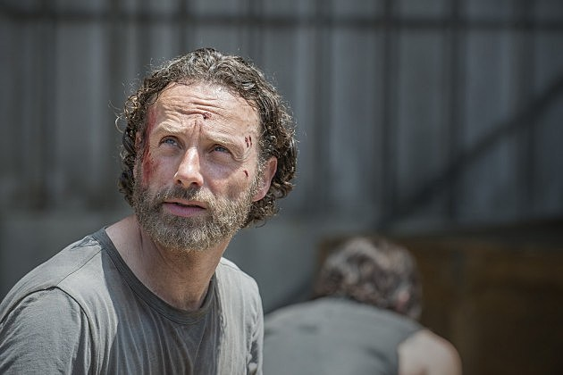The Walking Dead Season 5 Premiere Photos No Sanctuary