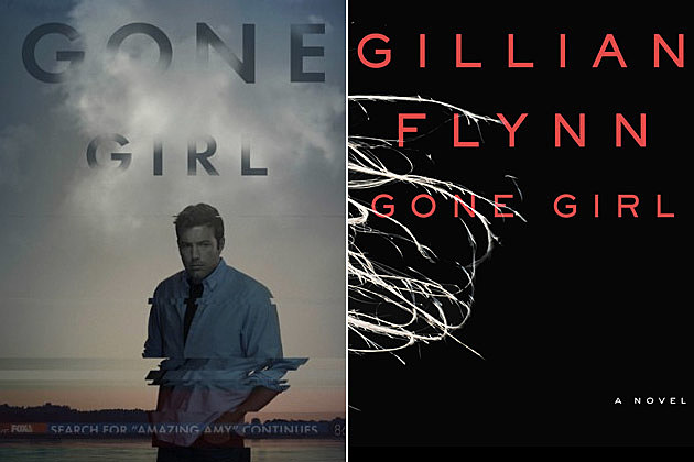 Gone Girl movie book differences