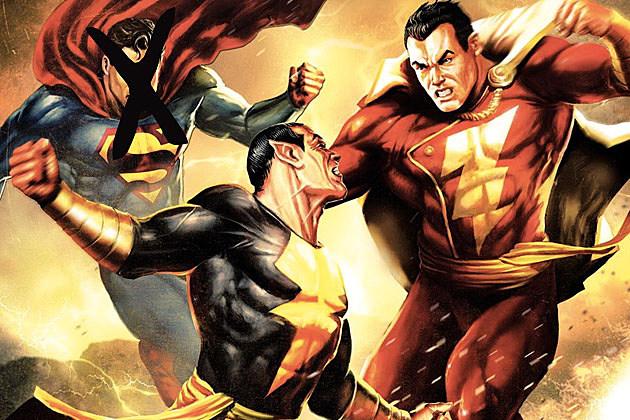 Shazam Justice League