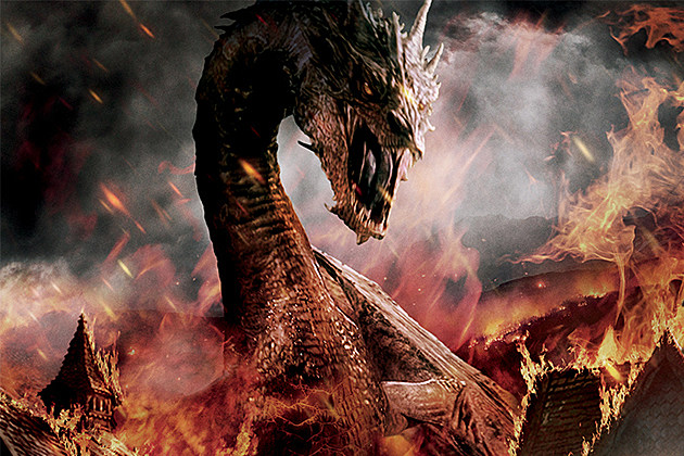 Epic 'The Hobbit 3' Poster Chronicles the Final Blowout