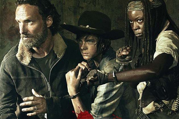 The Walking Dead Season 6 Renewed AMC 2015